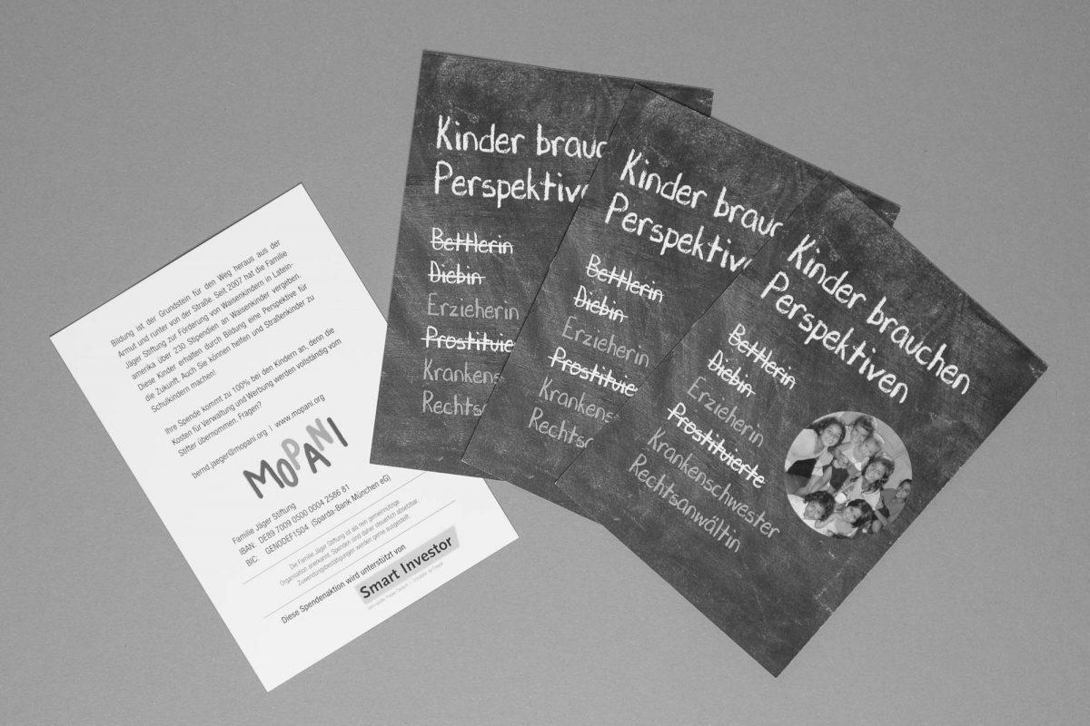 Spendenaufruf | Familie Jäger Stiftung