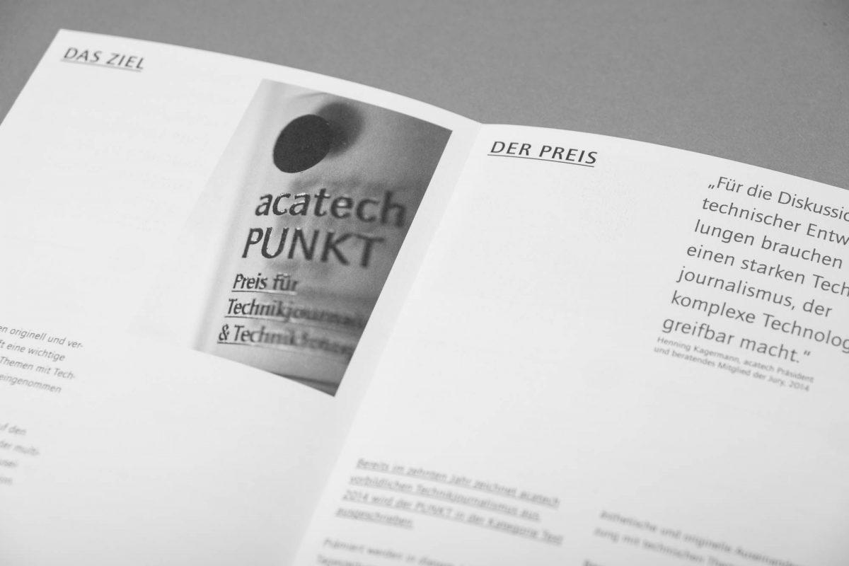 Broschüre | acatech