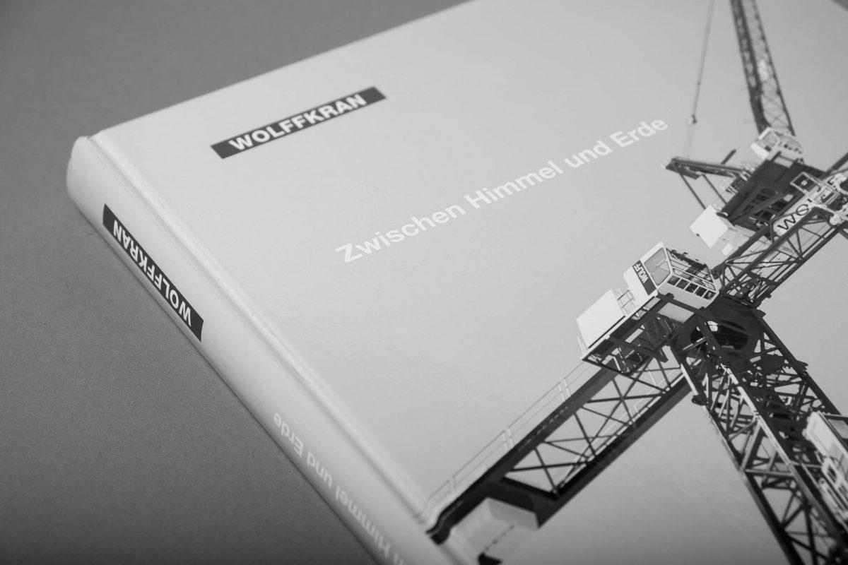 Jubiläumsbuch | Wolffkran