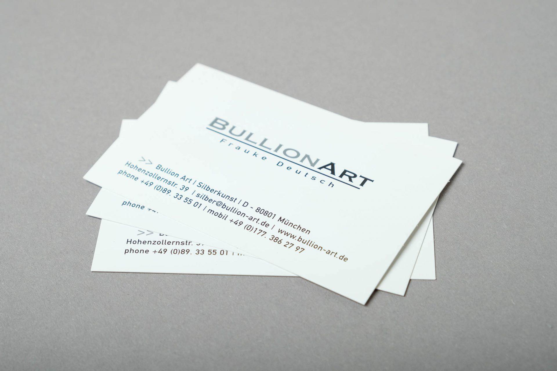 Broschüre | BullionArt