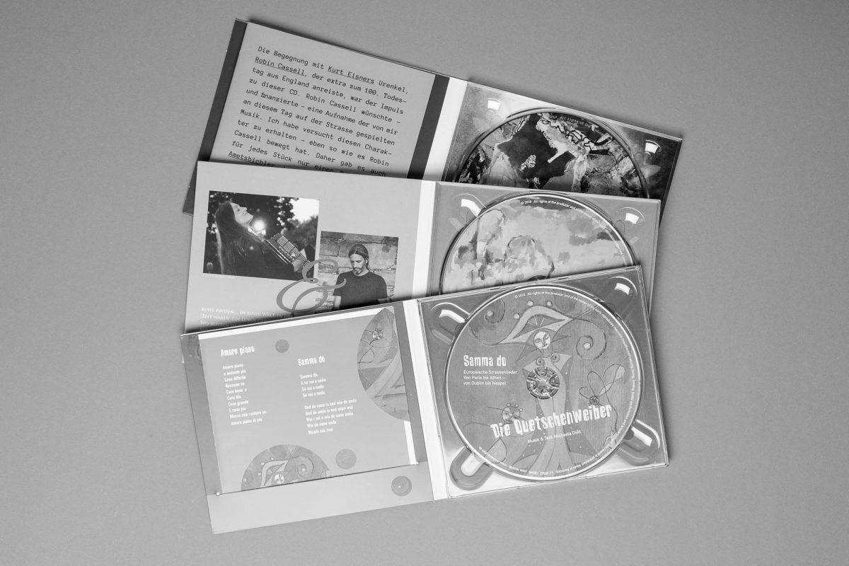 CD Cover | Michaela Dietl
